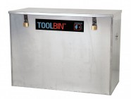 Armorgard Toolbin Galvanised Storage Box  1165 x 560 x 860 mm