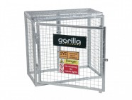 Armorgard Gorilla Bolt Together Gas Cage 1000 x 500 x 900mm