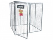 Armorgard Gorilla Bolt Together Gas Cage 1800 x 1800 x 1800mm
