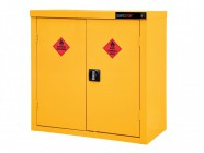 Armorgard Safestor Hazardous Floor Cupboard 900 x 460 x 900mm