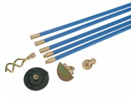 Bailey 1471 Universal /4in Drain Cleaning Set 4 Tools