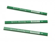 Blackedge Carpenters Pencils - Green / Hard Card of 12