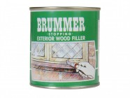 Brummer Green Label Exterior Stopping Medium Dark Mahogany