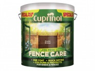 Cuprinol Less Mess Fence Care Rustic Brown 6 Litre