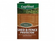 Cuprinol Shed & Fence Protector Rustic Green 5 Litre