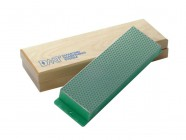 DMT Diamond Whetstone 200mm Wooden Box Green 1200 Grit Extra Fine