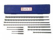 Faithfull SDS Plus Drill Set of 11