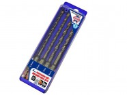 Faithfull SDS Plus Drill Set of 4