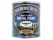 Hammerite Direct to Rust Smooth Finish Metal Paint Dark Green 750ml