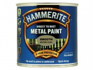 Hammerite Direct to Rust Smooth Finish Metal Paint Muted Clay 250ml