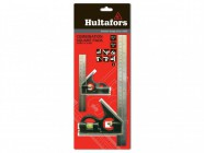 Hultafors 53E & 56E Square Twin Pack 300mm (12in) & 150mm (6in)