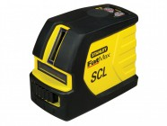 Stanley Intelli Tools SCL FatMax Cross Line Laser