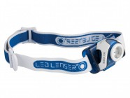 LED Lenser SEO7R Rechargeable Head Lamp Test It Pack