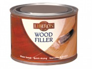 Liberon Wood Filler Mahogany 125ml