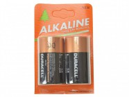 Miscellaneous D Cell Alkaline Duracell RePack MN1300 Batteries Pack of 2