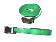 Master Lock Lashing Straps with Metal Buckle 5m 150kg (Pack of 2) Coloured