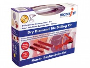 Marcrist PG750X Dry Diamond Tile Kit