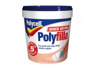 Polycell Multi Purpose Quick Drying Polyfilla Tub 1kg