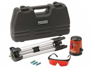 RIDGID CL-100 Micro Self-Levelling Cross Line Laser
