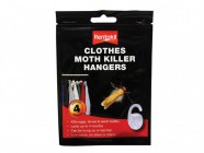 Rentokil Clothes Moth Killer Hangers (Pack of 4)