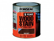 Ronseal 5 Year Woodstain Natural Oak 2.5 Litre