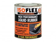 Ronseal Isoflex Liquid Rubber Black 750ml