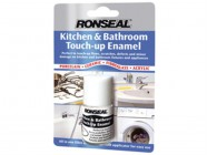 Ronseal Kitchen & Bathroom Touch Up Enamel 10ml