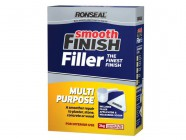 Ronseal Smooth Finish Multi Purpose Interior Wall Powder Filler 2kg