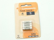 SMJ 5A Fuses (Pack of 4)