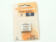 SMJ 13A Fuses (Pack of 4)