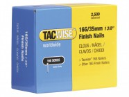 Tacwise 16 Gauge Ranger Finish Nails 20mm Pack 2500