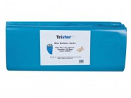 Tristar Blue Builders Sacks (100) 20 x 31in