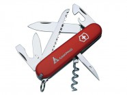 Victorinox Camper Swiss Army Knife Red Blister Pack