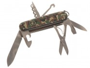 Victorinox Huntsman Swiss Army Knife Camouflage Blister Pack