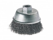 Wolfcraft 2107-000 Wire Cup Brush 60mm x M14