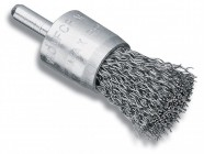 Wolfcraft 2126 Wire End Brush 25mm 6mm Shank