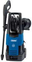 DRAPER 1900W 230V Pressure Washer with Total Stop Feature - £150.14 Inc VAT