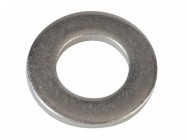 Forgefix Flat Washers DIN125 A2 Stainless Steel M12 Forge Pack 10