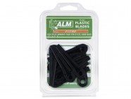 ALM Manufacturing FL332 33cm Metal Blade to Suit Flymo Hover Compact 330