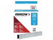 Arrow T50 Staples 14mm (9/16in) Box 1250