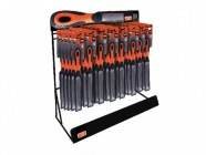 Bahco 1-480-08-2-2 File Stand c/w 40 Files