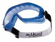 Bollé Safety Atom Safety Goggles Clear - Ventilated