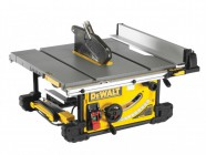 DEWALT DWE7491 Table Saw 250mm 2000 Watt 240 Volt
