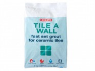 Evo-Stik Tile A Wall Fast Set Grout White 500g