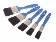Faithfull Utility Paint Brush Set of 5 (19, 25, 38, 50 & 75mm)