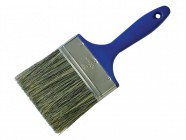 Faithfull Shed & Fence Brush 100mm (4 in)