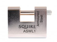 Henry Squire ASWL1 Warehouse Padlock 60mm Steel Armoured