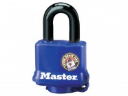 Master Lock Weather Tough 40mm Padlock Black Finish