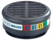 Moldex ABEK1 Gas Filter For 8000 Half Mask Wrap of 2
