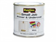 Rustins Small Job Primer / Undercoat White 250ml